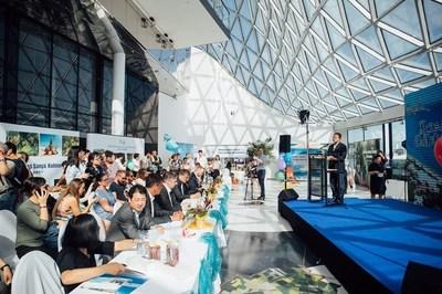 Chinese Coastal Resort Sanya Promotes Its Charms during Roadshow to Frankfurt