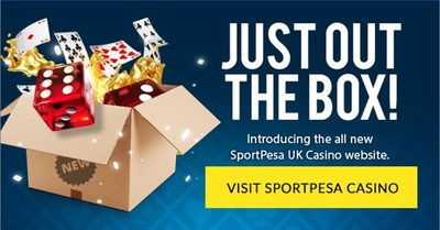 SportPesa UK New Site Launch