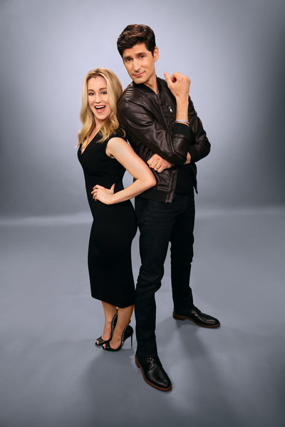 """Pickler & Ben"" with hosts Kellie Pickler and Ben Aaron premieres in 38 markets across the U.S. on Sept. 18"