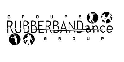 Logo : Groupe RUBBERBANDance (Groupe CNW/Société des célébrations du 375e anniversaire de Montréal)