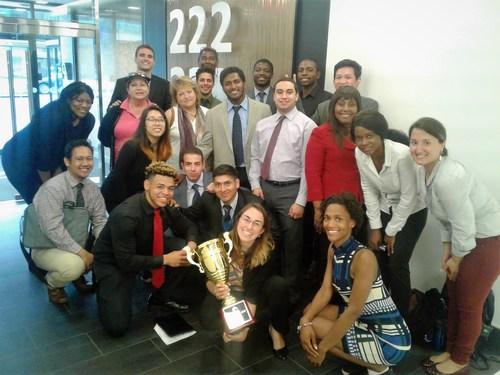 White Plains marketing firm Soledad, led by President Mariah Olivera, wins national sales award.