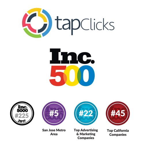 TapClicks is honored to make the Inc. 5000 two years in a row.