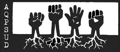 Logo : AQPSUD (Groupe CNW/Association Québécoise pour la promotion de la santé des personnes utilisatrices de drogues (AQPSUD))