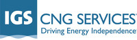 IGS CNG Services logo.