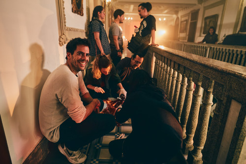 """Acclaimed Filmmaker Eli Roth Makes His Commercial Directorial Debut for Universal Studios' """"Halloween Horror Nights"""" 2017 Bi-Coastal TV Commercial. Eli Roth Takes Commercial for Nation's Best Halloween Event to New, Cinematic Level."""