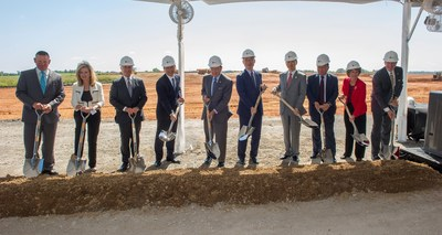 LG Elec breaks ground for its 1st United States home appliance plant