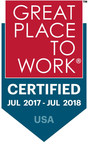 Bankers Healthcare Group Certified as a Great Place to Work®