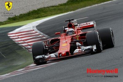 Honeywell uses F1 platform to further develop turbocharging technology for production use.