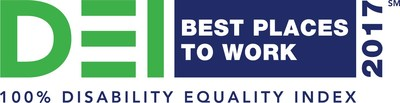 Aramark was named one of the Best Places to Work for Disability Inclusion by the 2017 Disability Equality Index® (DEI), with a top-score of 100%. This announcement came at the 2017 US Business Leadership Network® (USBLN) 20th Annual National Conference Leadership Awards dinner held on August 23.