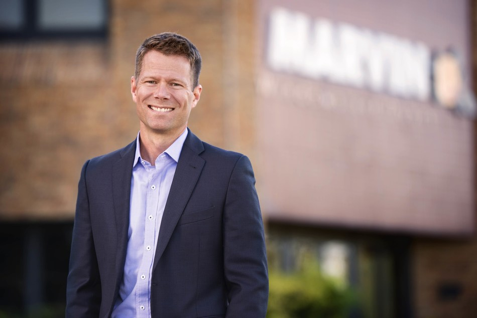 Paul Marvin, president and CEO of The Marvin Companies