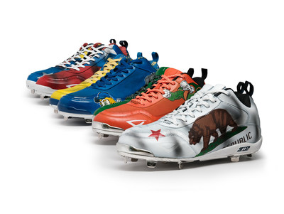 3N2 Cleats for MLB Players Weekend