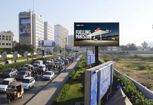 Puma Energy announces joint venture with Chishti Group in Pakistan (PRNewsfoto/Puma Energy)