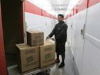 U-Haul Offers 30 Days Free Self-Storage as Hurricane Harvey Approaches Texas