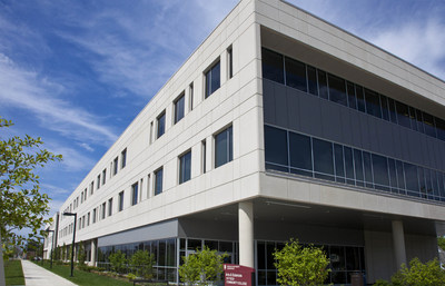 Indiana University Northwest's new $45 million Arts & Sciences Building hailed as economic catalyst for Northwest Indiana. (IU Northwest photo/Larry Brechner)