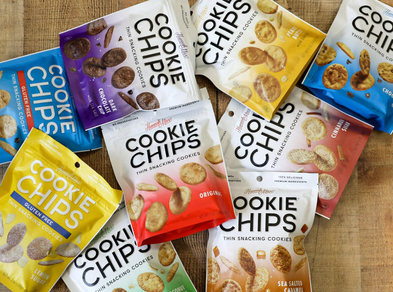 Fenwick invests in HannahMax™ Cookie Chips, a natural snack company with a line of thin snacking cookies made from premium ingredients with no preservatives and no GMOs.