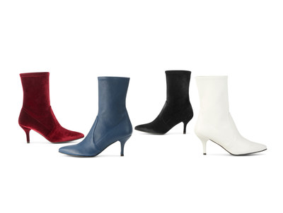 Stuart Weitzman Steps Up its Boot Game with a Unique Made-to-Order Program in the Most Popular Fall Boots Silhouettes