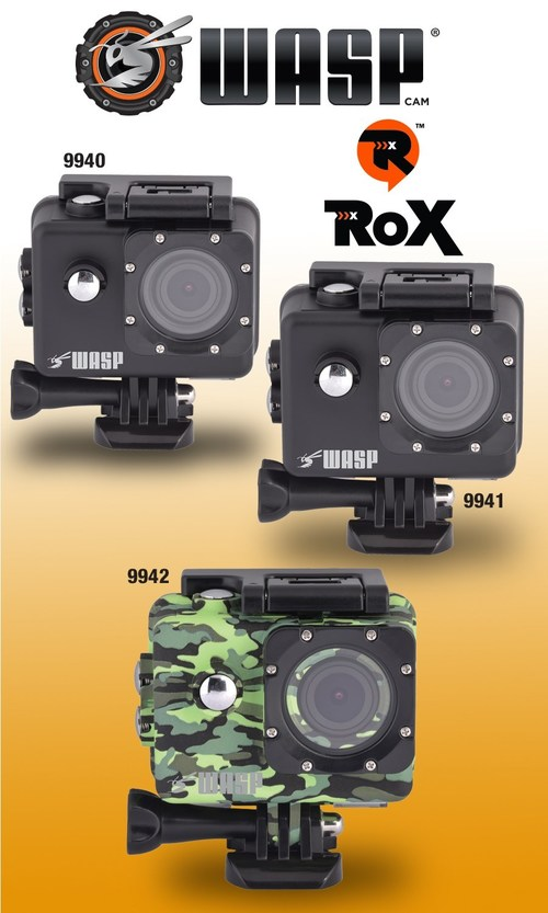 WASPcam ROX series