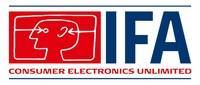 IFA Logo (PRNewsfoto/TVT.media GmbH)
