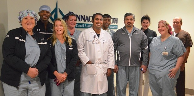 NEW TECHNOLOGY HELPS PROTECT PINNACLEHEALTH PATIENTS FROM RISK OF STROKE DURING HEART VALVE REPLACEMENT.