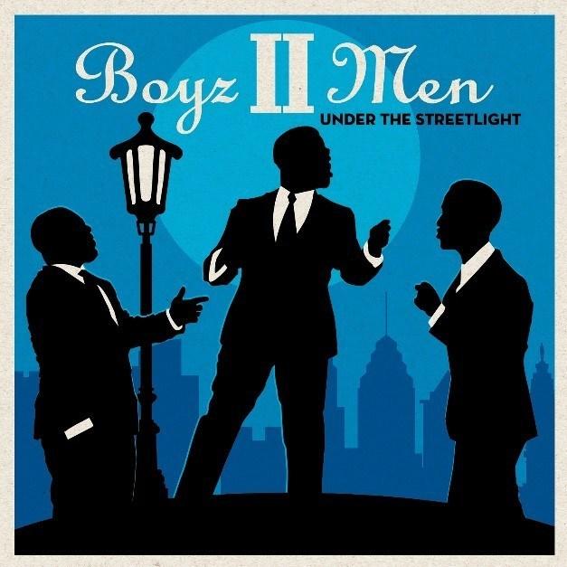 BOYZ II MEN RELEASE NEW ALBUM UNDER THE STREETLIGHT Available October 20, 2017