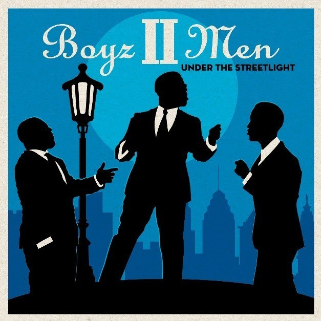 Boyz II Men - Under the Streetlight (2017)