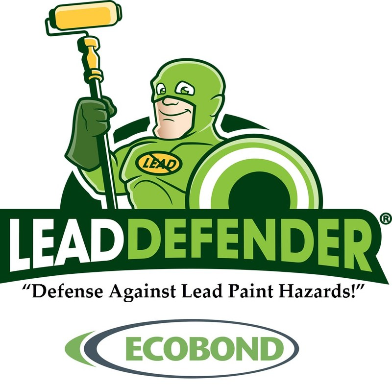 ECOBOND® - Lead Defender® seals and treats the lead and lead dust in lead-based paint www.EcobondPaint.com