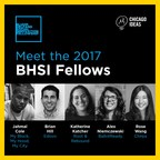 Leslie Bluhm, David Helfand and Chicago Ideas Announce the Seventh Annual Class of Bluhm/Helfand Social Innovation Fellows