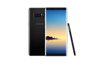 """C Spire began accepting customer pre-orders Thursday for the new Samsung Galaxy Note8 smartphone that will be unveiled on its """"Customer Inspired"""" Maximum Range 4G LTE network next month."""