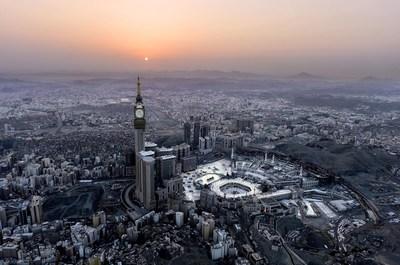 沙特阿拉伯表示,149.7万朝圣者已经抵达,准备参加朝觐