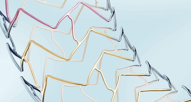 Orsiro is an ultrathin strut (60 μm) bioresorbable polymer sirolimus-eluting stent.