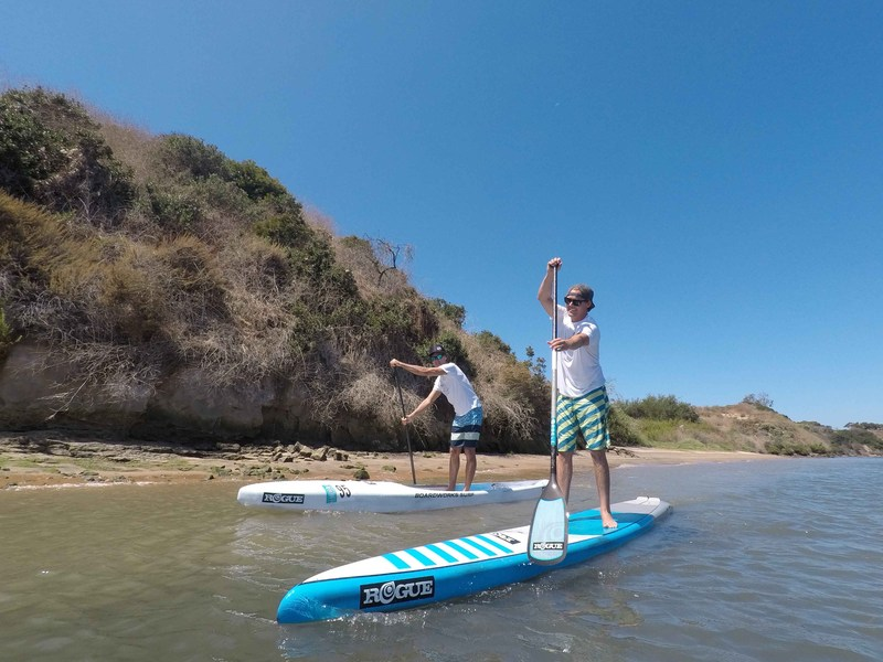 Boardworks Surf Acquires Global License Agreement to Rogue SUP and Surf Brand