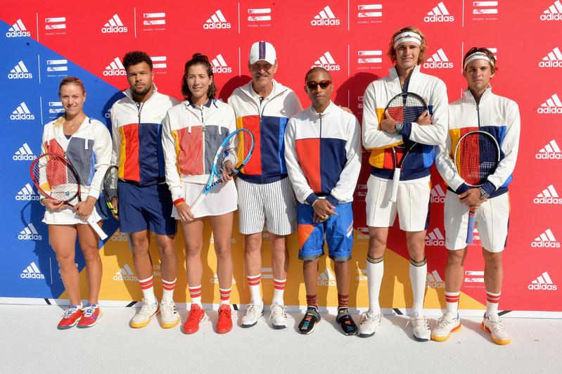 Crédito da foto: Noam Galai/Getty Images para a adidas (PRNewsfoto/adidas)
