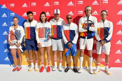 Crédit photo : Noam Galai/Getty Images pour adidas (PRNewsfoto/adidas)