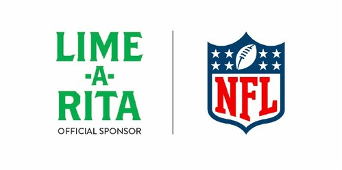 Lime-A-Rita Activates Sponsorship with NFL