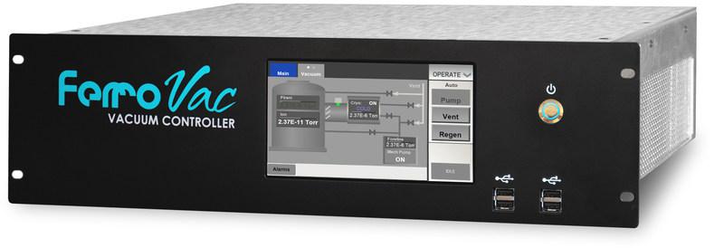 Ferrotec introduces the FerroVac vacuum controller.