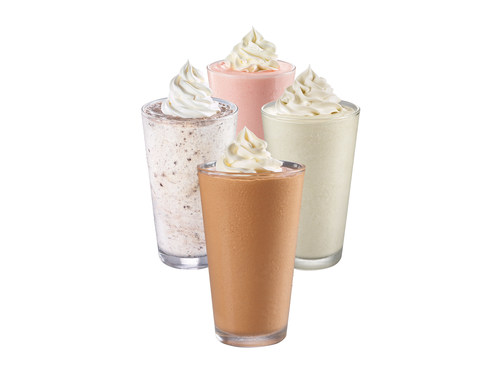Krystal offers amazing value with the Crowd Pleaser and the Shake Up Your Combo offer.