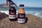 Peet's Coffee Continues to Expand Coldcraft Portfolio by Introducing Fresh Flavors of Bottled Peet's Cold Brew in California