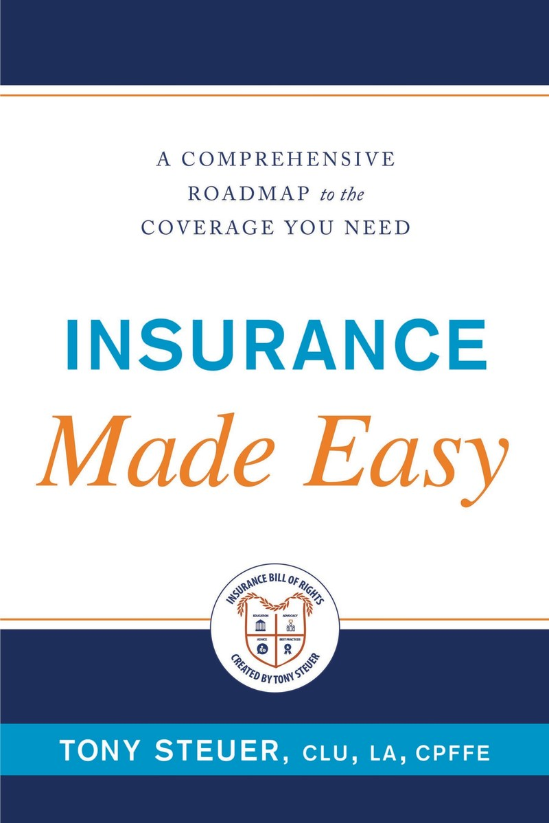 Insurance Made Easy Front Cover