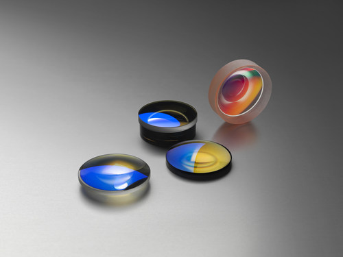 Precision Molded Optics designed and manufactured by FISBA.