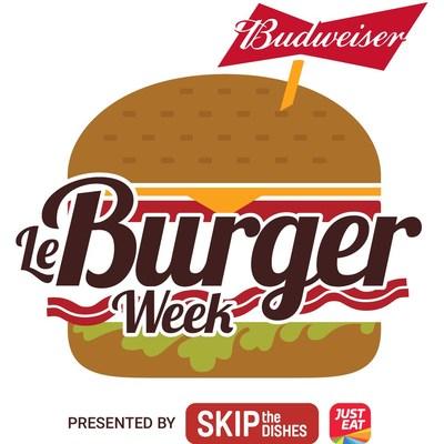Le Burger Week's Logo (CNW Group/Le Burger Week)