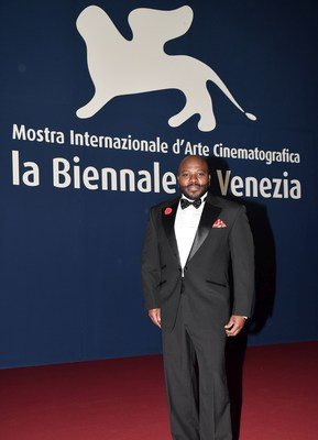 Franklin Eugene attends the opening night screening of Downsizing at the 74th Venice International Film Festival (PRNewsfoto/Franklin Eugene)