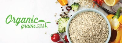Organic Grains is the new one-stop-shop for all organic grains and organic flour.