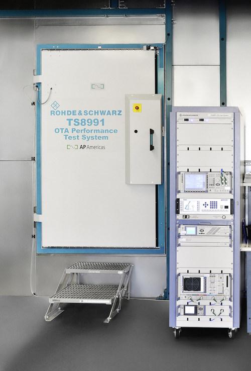 Rohde and Schwarz TS8991 OTA Test System