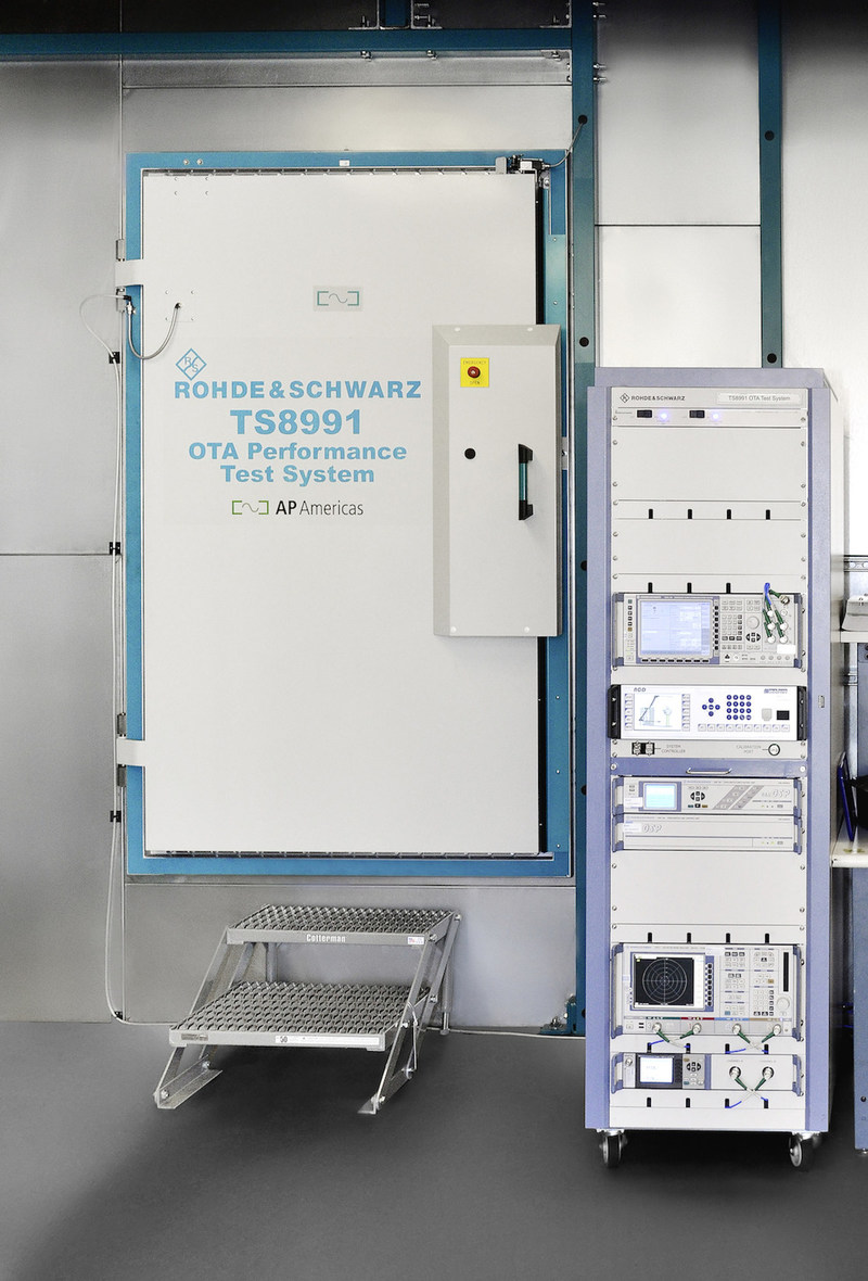 Rohde and Schwarz TS8991 OTA Test System