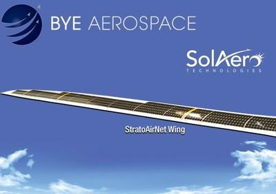 StratoAirNet Wing