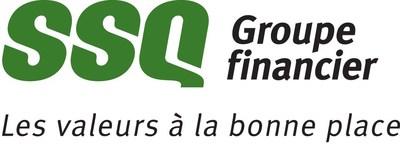 Logo SSQ Groupe financier (Groupe CNW/SSQ GROUPE FINANCIER)