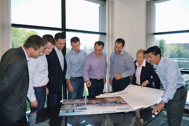 NuVasive executive team.