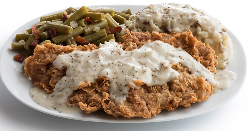 Monday Night Special: Chicken Fried Steak