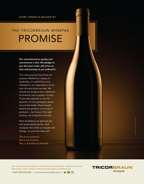 The WinePak Promise