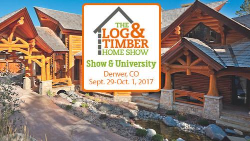 Denver, CO 2017 Log & Timber Home Show